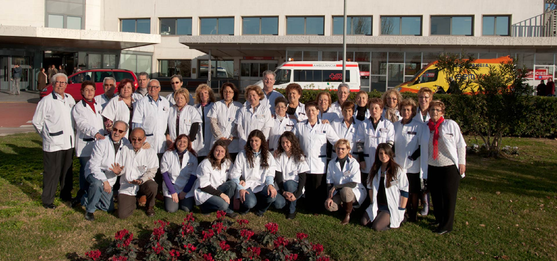 VOLUNTARIAT HOSPITALARI